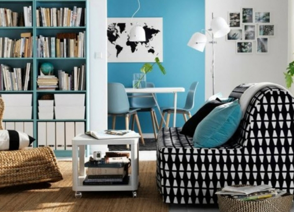 amenager son appartement amnager son premier appartement. Black Bedroom Furniture Sets. Home Design Ideas