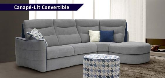 Salon d'angle convertible Sofabed® INFINITY