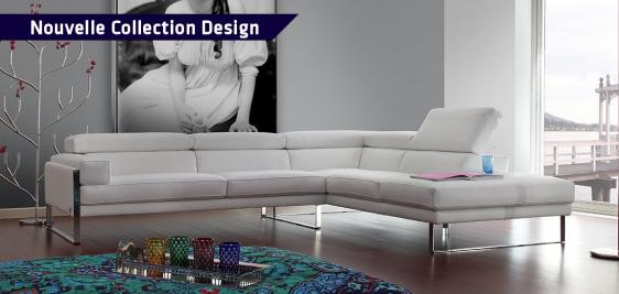 Salon d'angle design sur mesure
