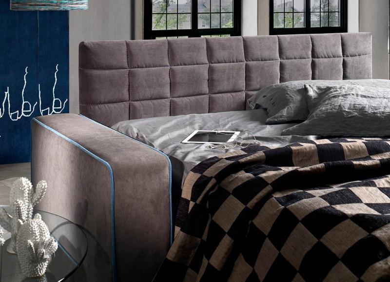 canap s lit univers du cuir. Black Bedroom Furniture Sets. Home Design Ideas